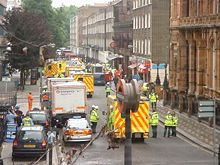 The 7 July 2005 London bombings (often referred to as 7/7) were a series of coordinated suicide attacks in London which targeted civilians using the public transport system during the morning rush hour. Fifty-two people, as well as the four bombers, were killed in the attacks, and over 700 more were injured.