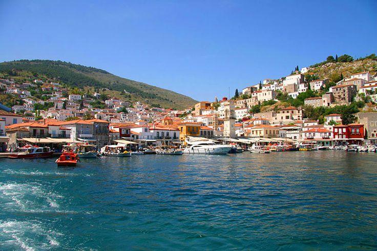 Villa Helios - Greek Villa for Rent | Island of Hydra