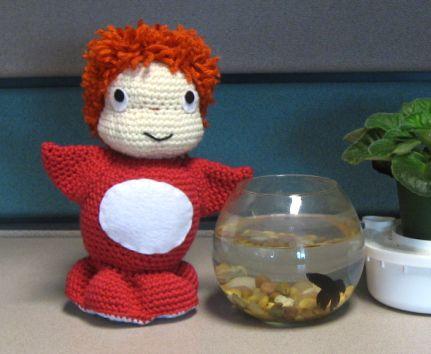 Cute Amigurumi Knitting Patterns : Best crochet ghibli images hand crafts knitting