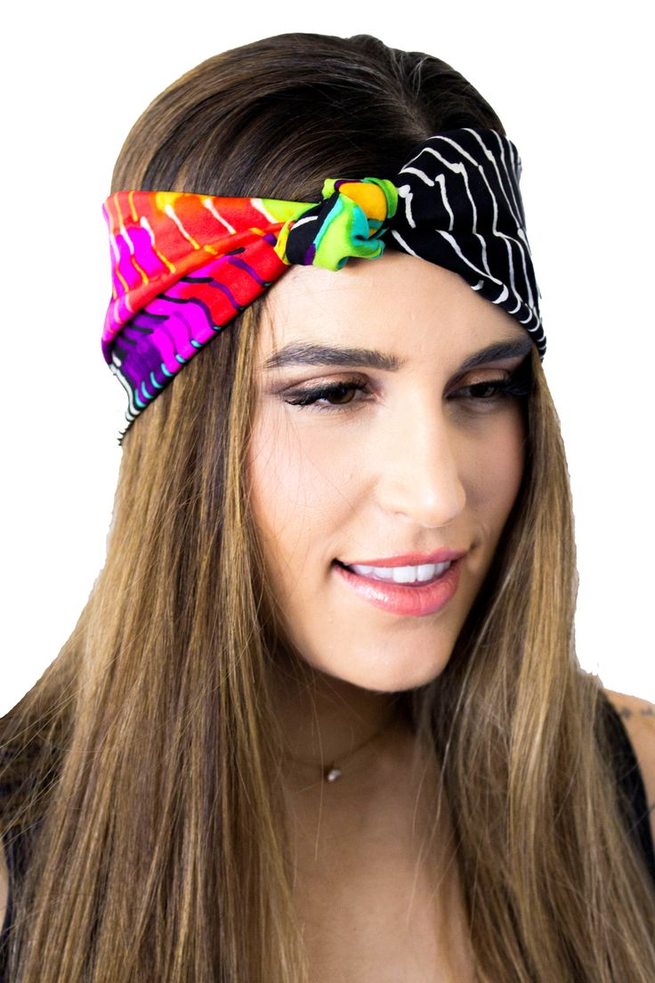 Silk Headband Turban, $28  www.vibejewels.com