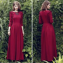 BY5381 high quality new elegent ladies one piece autumn winter dresses Best Buy follow this link http://shopingayo.space