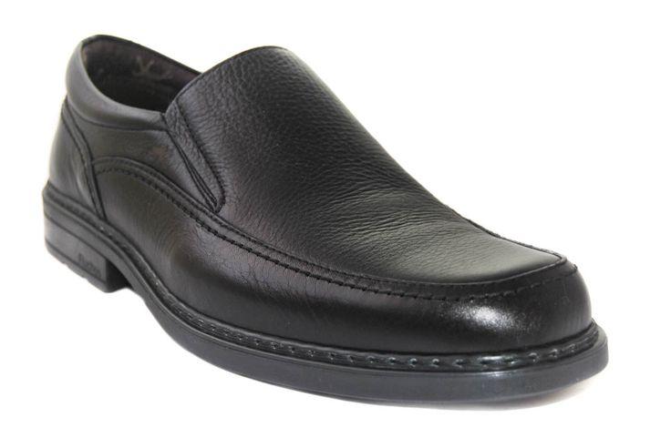 Zapatos Fluchos negros para hombre de la temporada otoño-invierno