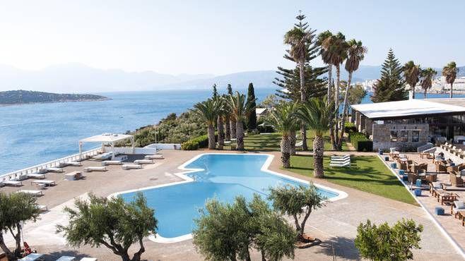 Hotel Minos Palace #Crete