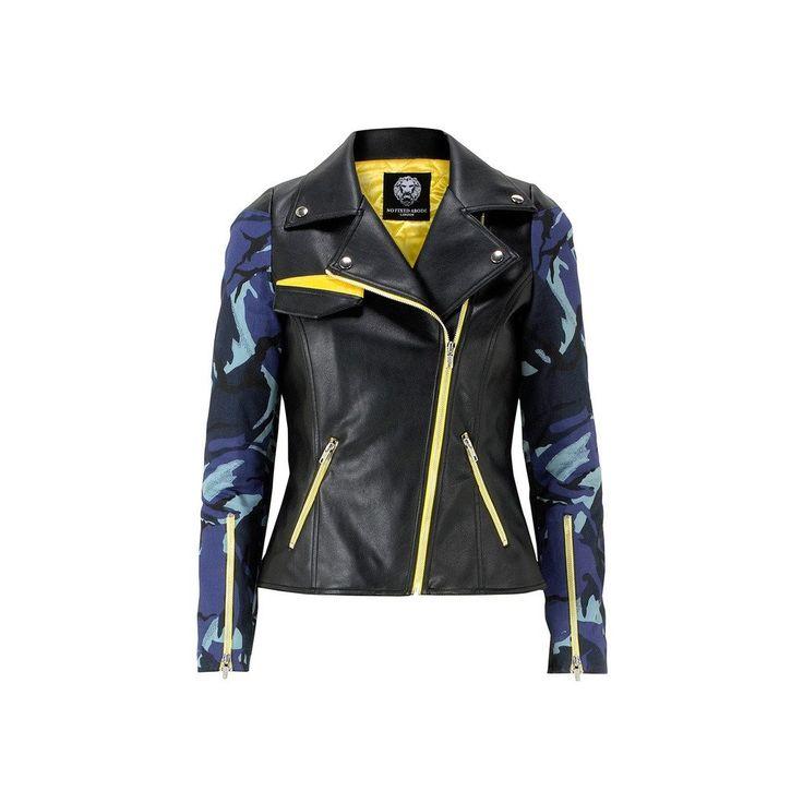 Charlotte Biker Jacket