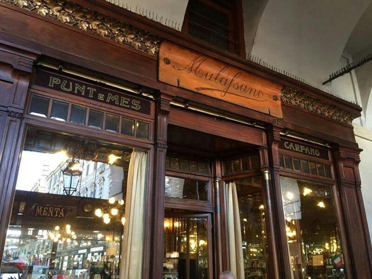 #caffèMulassano #Torino #caffèstorici