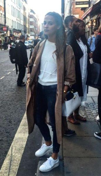 Alicia Vikander - http://topreviews.momsmags.net/top-10-best-down-jackets-for-women-2015/ http://fancytemplestore.com