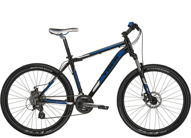 Trek 3700 Disc, mountain bike I hope to acquire next year after the roadie is paid off.