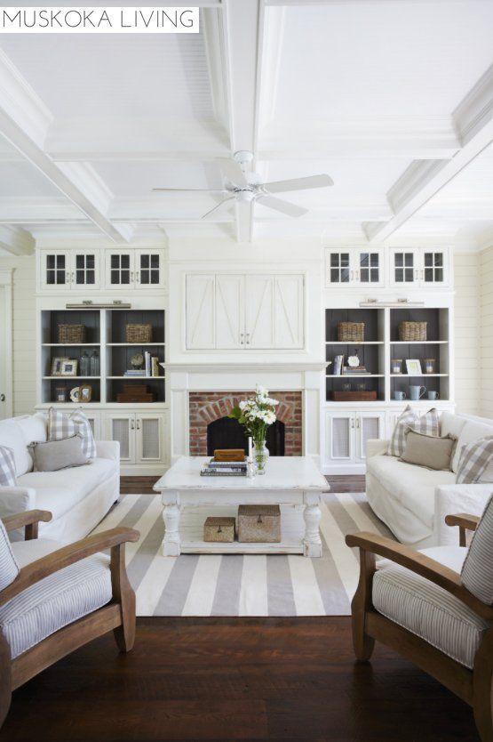 Muskoka Living Room