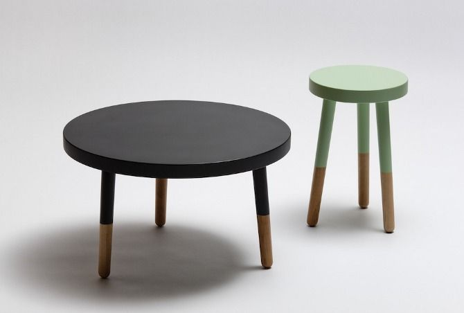 Users & Makers Milking Stool.