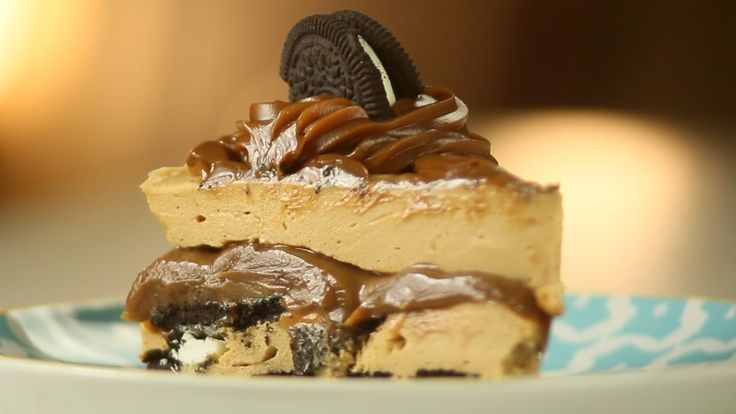 Torta Oreo y Dulce de Leche ~ Receta | Tastemade
