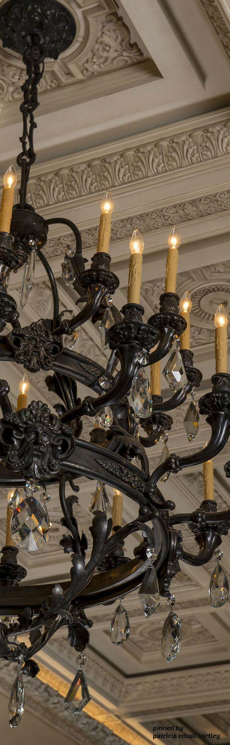 226 best fancy chandelier images on pinterest chandeliers chandelier mediterraneantuscanold world decor arubaitofo Images