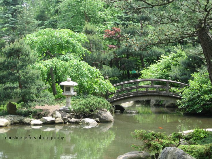 Anderson Japanese Gardens Rockford Il Travel Pinterest