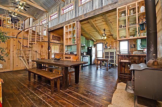Best barndominium floor plans for planning your for Barn homes texas