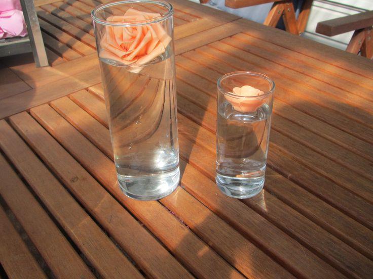 Vuokralle : Cylinder maljakot. Party Bubblelta
