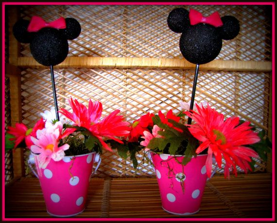 76 best images about minnie mouse birthday party ideas on for 2nd birthday decoration ideas