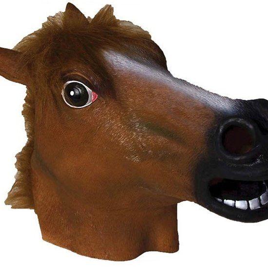 Funny Horse Head Vintage