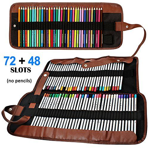 2 Pack Colored Pencils Organizer,SENHAI 48 Slot+ 72 Slot ... https://www.amazon.com/dp/B01EUWMQVO/ref=cm_sw_r_pi_dp_x_fIopybJA1TQS5