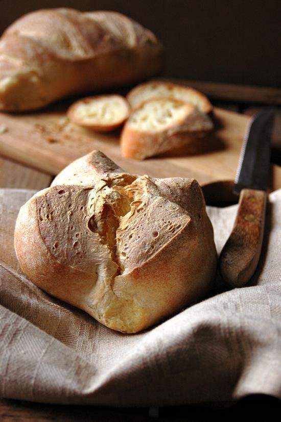 Pan de pueblo.