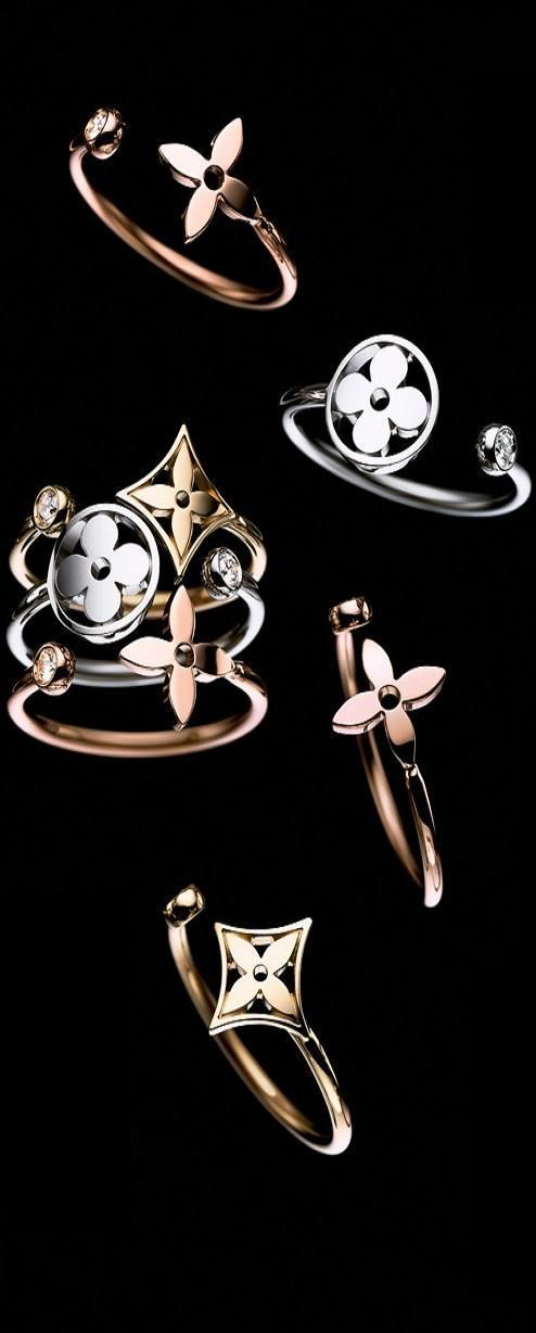 Louis Vuitton Ring Styles | LBV ♥✤
