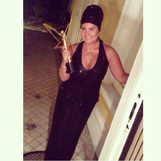 Beni 8.kez Altın Kelebek ödülüne Layık gören herkese cok tesekkur ediyorum...41. Altın Kelebek ödül töreni (2014) En iyi Fantezi Müzik Kadın Solist - Sibel Can