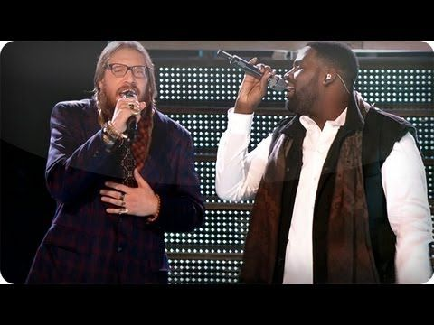 """Nicholas, Amanda, Cody and Trevin: """"Any Way You Want It"""" - #TheVoice"""