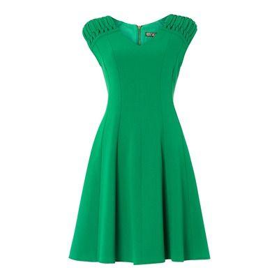 Biba Fit And Flare Dress