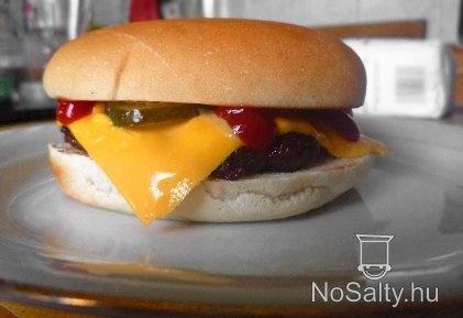 Sajtburger Norbi konyhájából