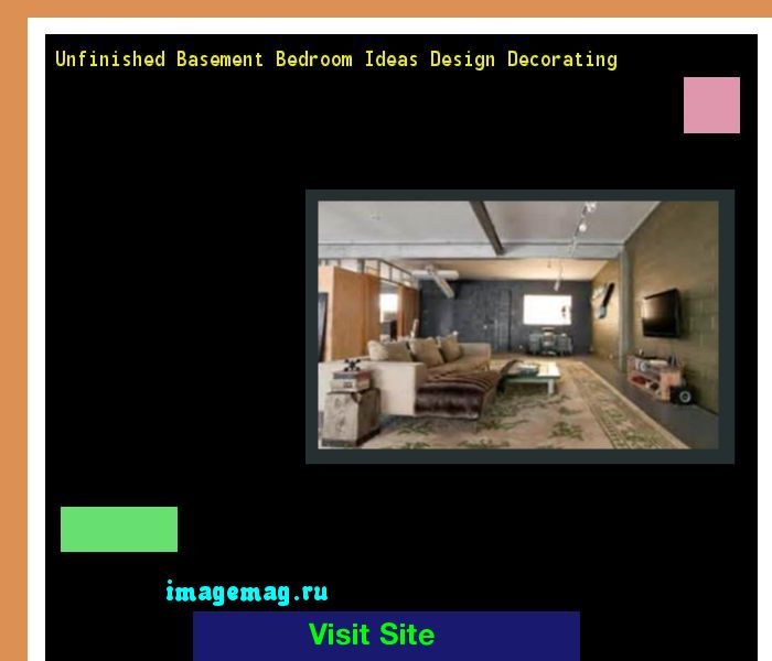 Unfinished Basement Bedroom Ideas Design Decorating 184714 - The Best Image Search