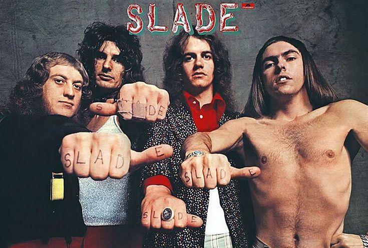 Slade - poster 'Slayed?' #70s #NoddyHolder
