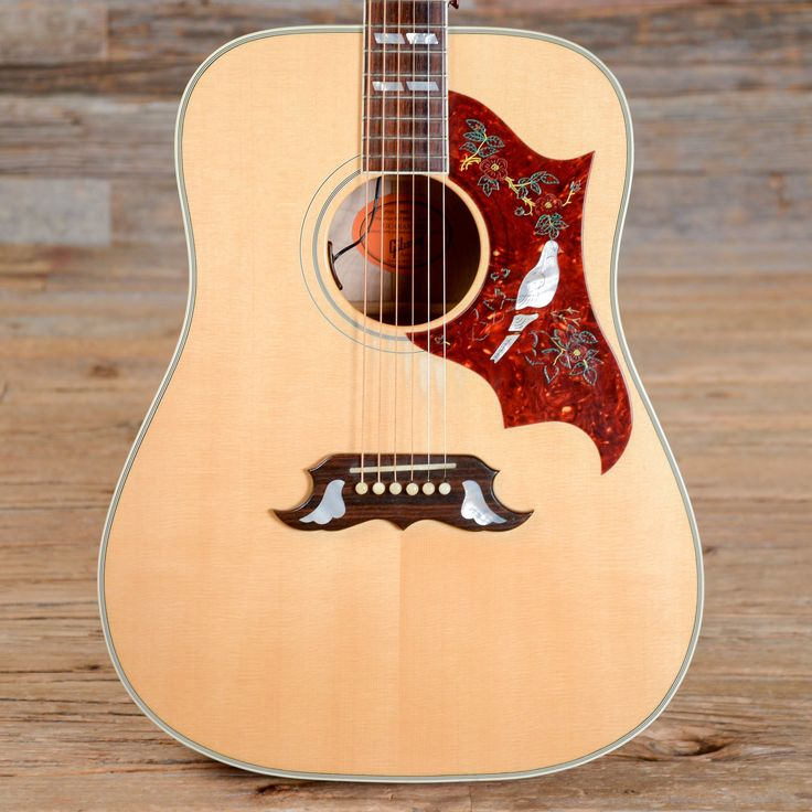 Gibson Dove Natural 2006 (s045)