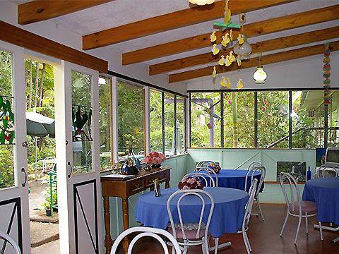 Tea Rooms at Lake Eacham Tourist Park #AthertonTablelands #Queensland #Australia