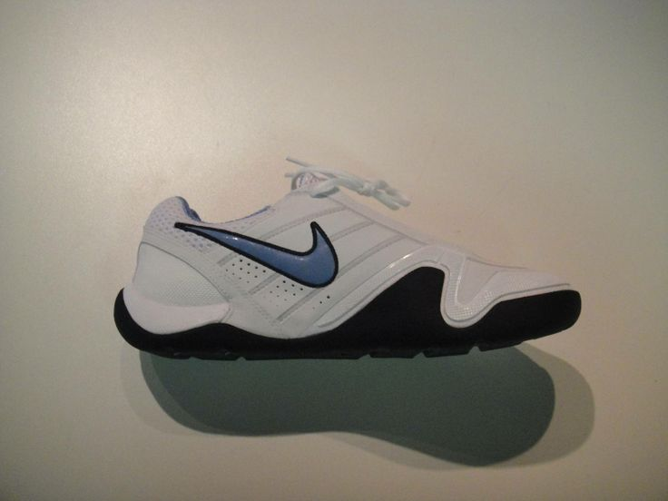NIKE AIR ZOOM FENCING SHOES BLUE [51016B] $175.00  i like the ones in black/pink too...