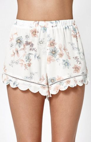 Shop the cutest Kendall & Kylie shorts from Pacsun on Keep!