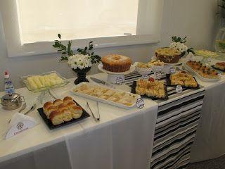 Comemore Arte Buffet: Boas vindas ao Presidente - Café da Manhã Wirtgen ...