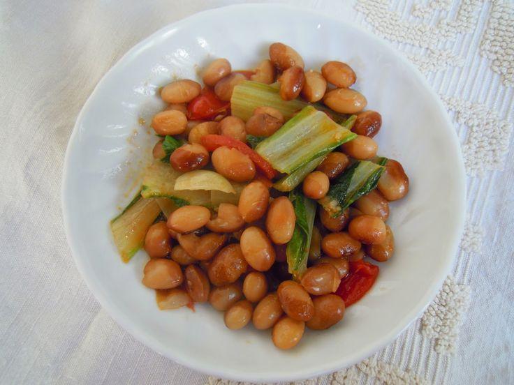 Cresciuti a pastasciutta!: Fagioli per una festa da re