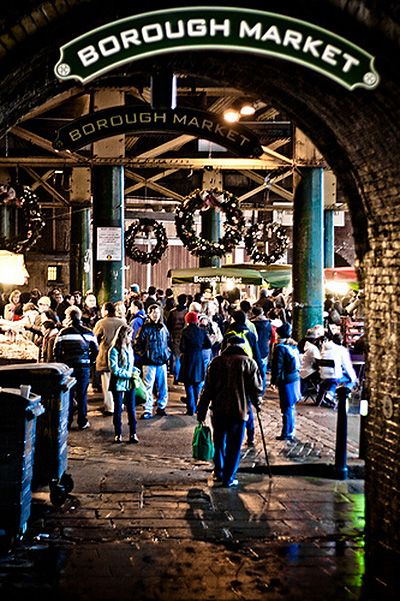 Borough Market 20£ challenge. It was tough - can't wait to go back and do it again. My favorite moment is having Chai Tea made right in front of me. That'll be my first stop back at the market #holidaysareexhausting