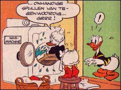 Oma Duck in de Duckipedia