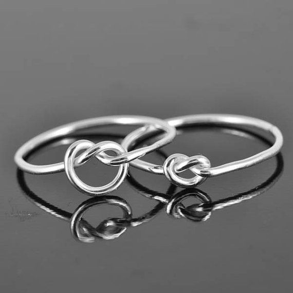 infinity ring, sterling silver ring, best friend ring, promise ring,mother daughter ring, friendship ring, sisters ring