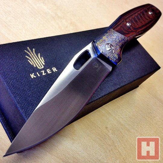 Kizer Mistral Folding Knife                                                                                                                                                      More