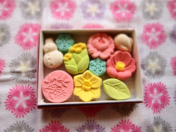 Japanese New Year's sweets