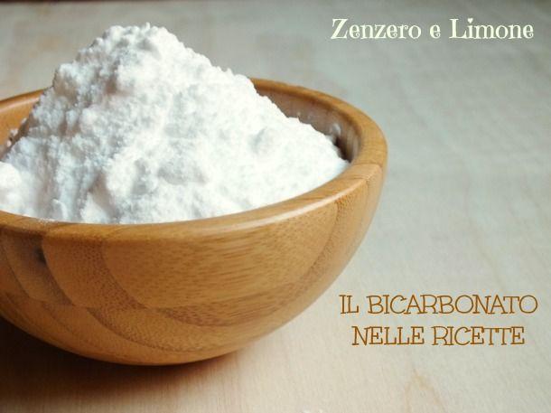 Il bicarbonato di sodio è spesso utilizzato nella realizzazione di ricette sia dolci che salate. Ecco la funzione che svolge nelle varie preparazioni.