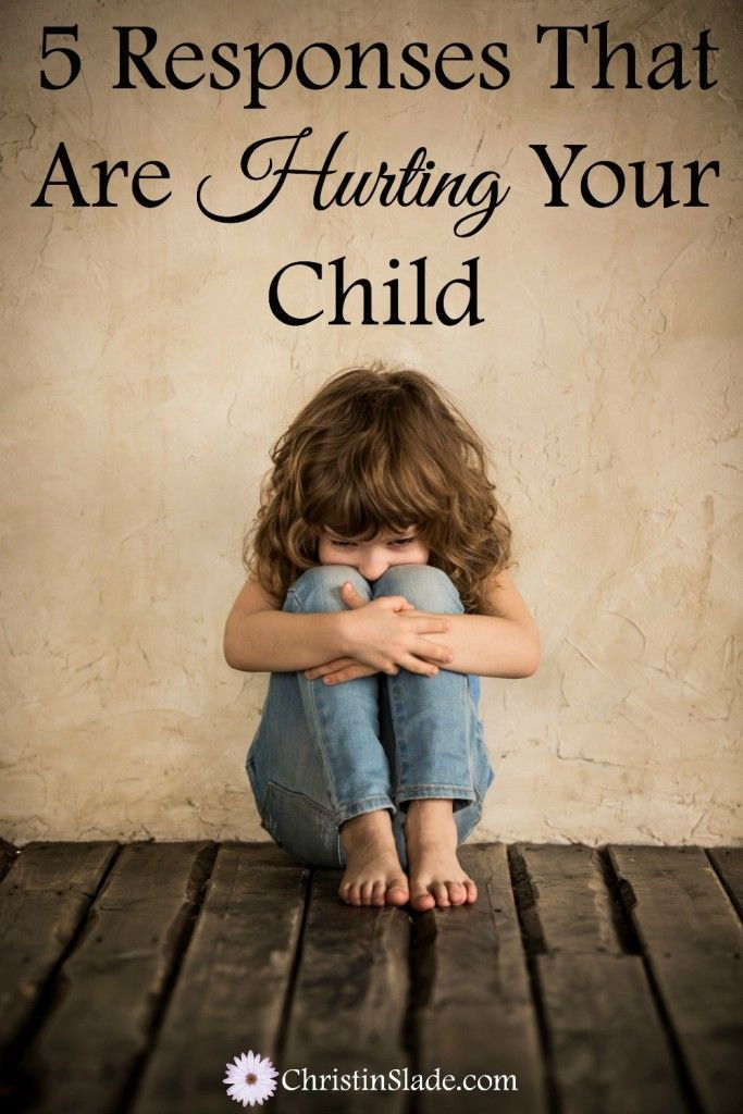 Do you respond to your child in a way that hurts them? Whether it's to request, correct, direct, or instruct, how do they perceive you? We are all susceptible to these behaviors and in the long run, they will hurt our relationship with our children.