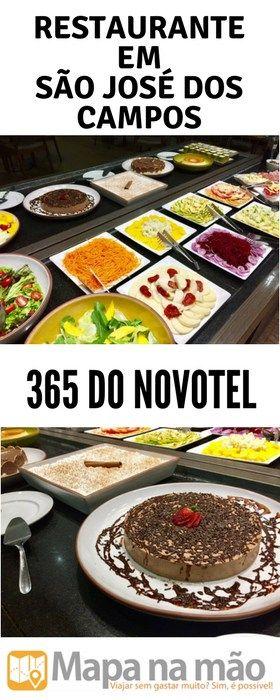 restaurante 365 do novotel sao jose dos campos