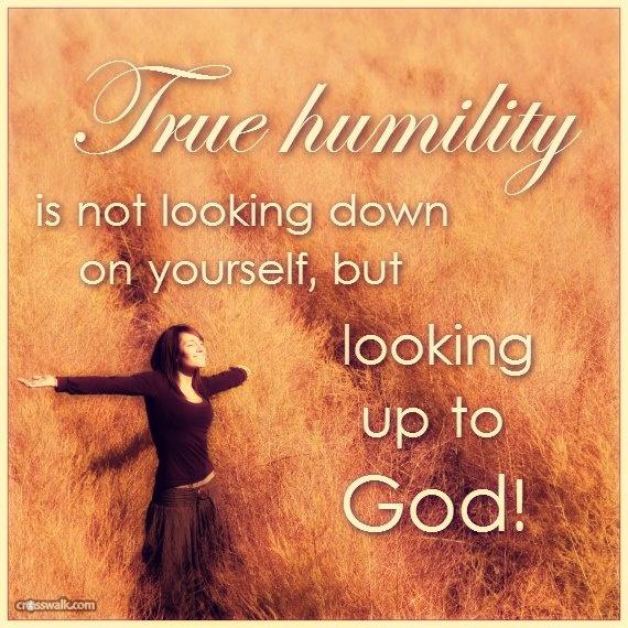 short essay on humility