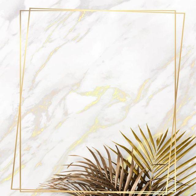 خلفية النخيل Framed Wallpaper Marble Wallpaper Phone Flower Background Wallpaper