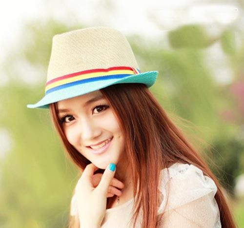 1000+ images about I have a sweet dimple on Pinterest ... Stylish Cool Girl With Hat