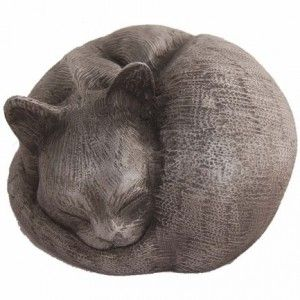 At Peace Cat Casket/Cat Urns – Pet Casket for Ashes (Pewter). One of several pet urns/caskets available at The Ralph Site Shop, in support of the non-profit The Ralph Site, pet loss support. #theralphsite #theralphsiteshop #petloss #petbereavement
