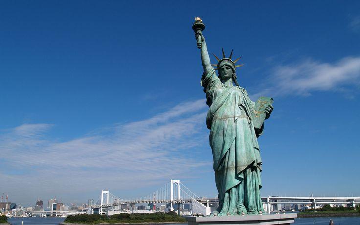 the statue of liberty, for visa immigration visit http://www.permitsandvisas.com