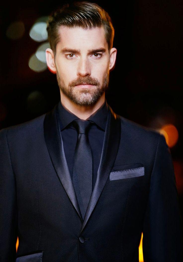 1000  ideas about Black On Black Suit on Pinterest | Suit shirts
