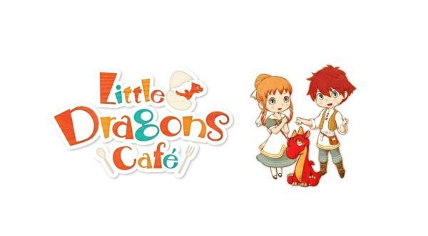 A cutesy cooking game that also serves as a dragon life